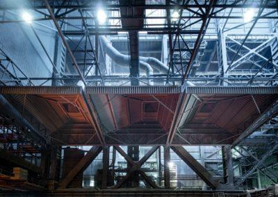 Asistencia en obra proyectos industriales